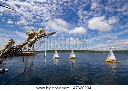 Tall Ship Festival,Nova Scotia