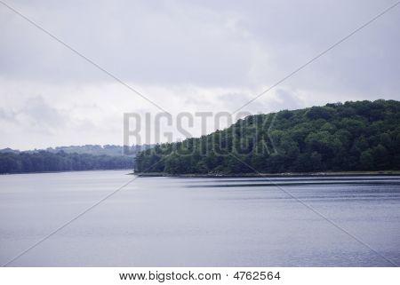Serene Lake View
