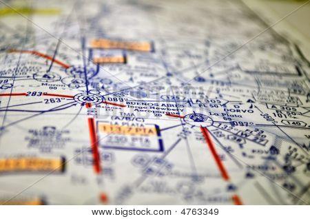 Air Navigation Chart (argentina)