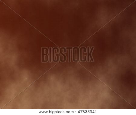 brown fog background