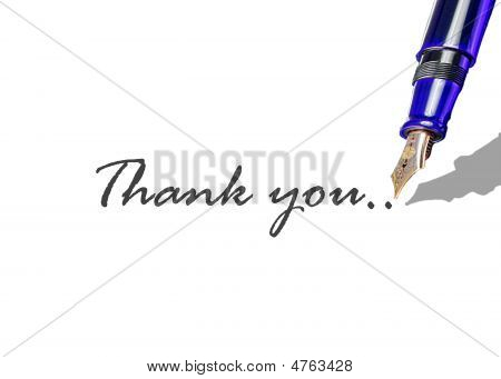 Vielen Dank
