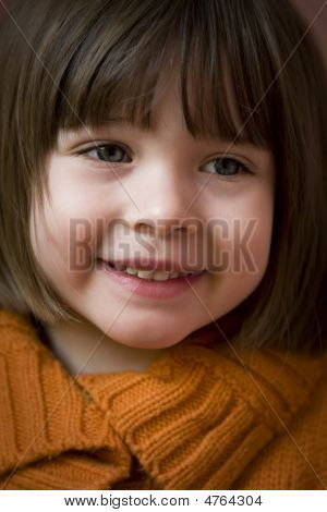 Child's Face