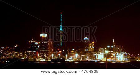 Auckland des Nachtpfads 1