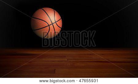 Basketball Falling 1