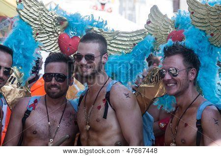Colonia del desfile del orgullo gay
