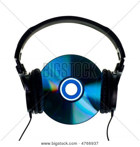 Headphones On Cd