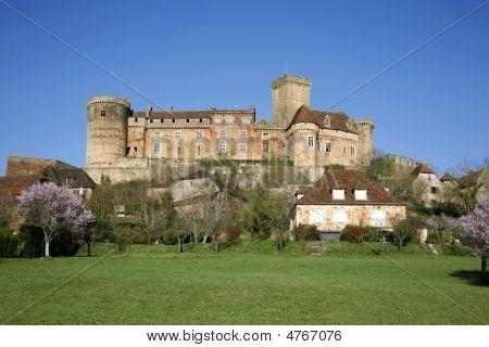 Castle Of Bretenoux