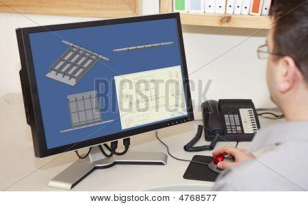 Diseñador CAD