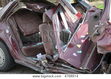 Fatal Car Wreck