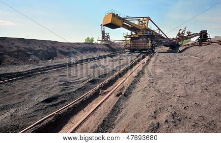 Ore Conveyor