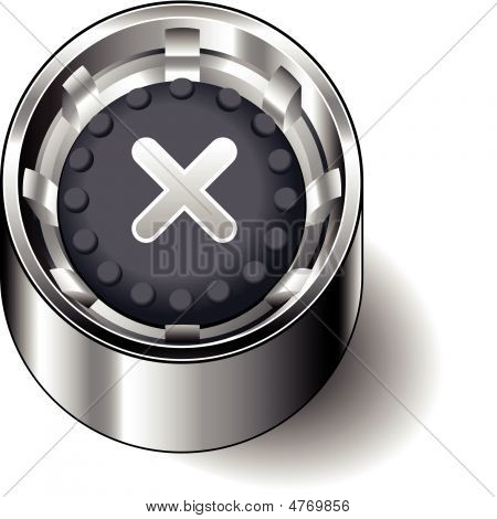 Rubber-button-round-x-close