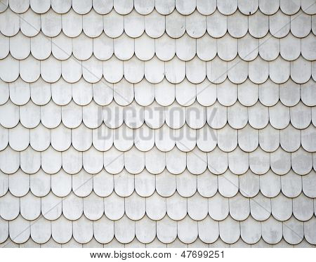 Rounded Shingles