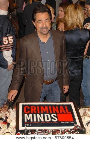 Joe Mantegna  at the Criminal Minds 100th Episode Party. Quixote Studios, Los Angeles, CA. 10-19-09