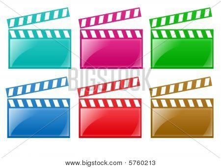 Glossy Film Rails