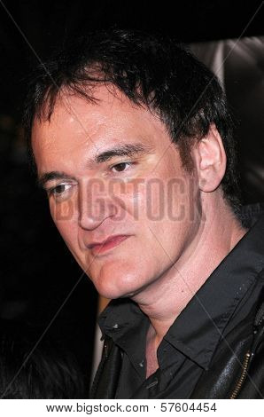 Quentin Tarantino  at the 4th Annual Kirk Douglas Awards for Excellence in Film Awards. Biltmore Four Seasons, Santa Barbara, CA. 10-22-09