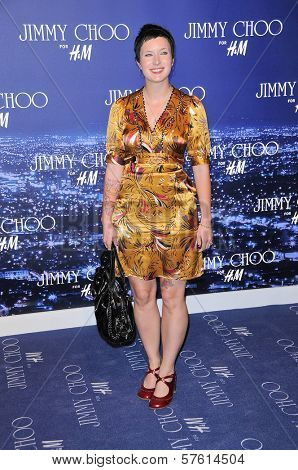 Diablo Cody at the Jimmy Choo For H&M Collection, Private Location, Los Angeles, CA. 11-02-09