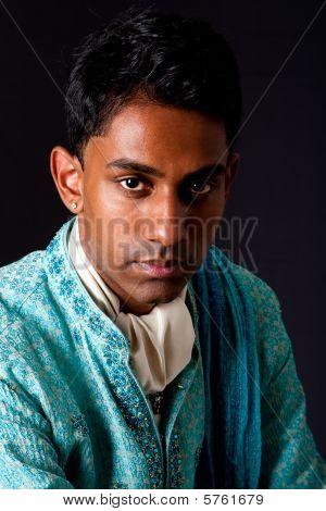 Handsome Hindu Man