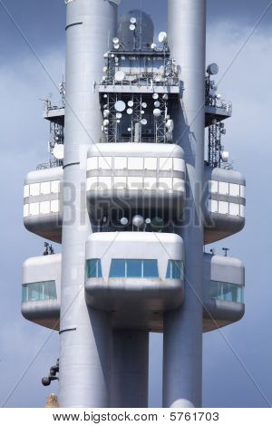 Transceiver Tower
