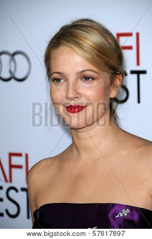 Drew Barrymore at the AFI Fest 2009 Screening of 'Everybody`s Fine,' Chinese Theater, Hollywood, CA. 11-3-09