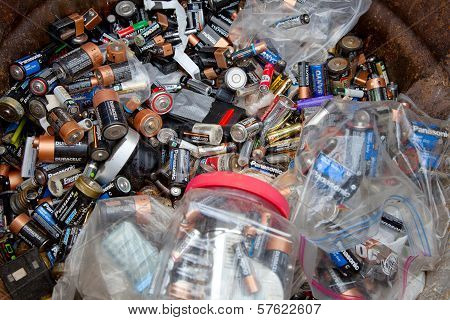Batteries Dump