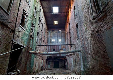 Brick Walls Buildings