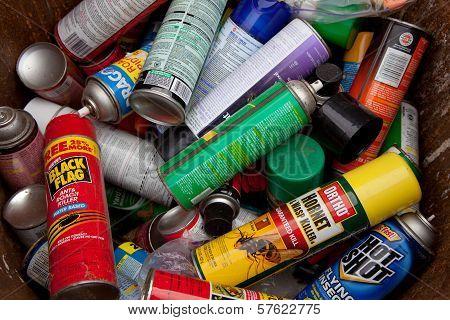 Cans Spray