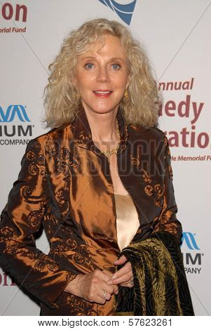 Blythe Danner at the International Myeloma Foundation's 3rd Annual Comedy Celebration for the Peter Boyle Memorial Fund, Wilshire Ebell Theater, Los Angeles, CA. 11-07-09