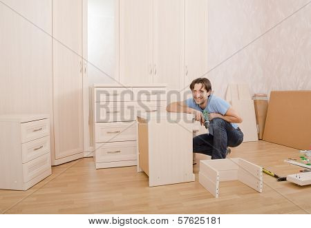 Installing Furniture