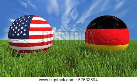 USA-Germany