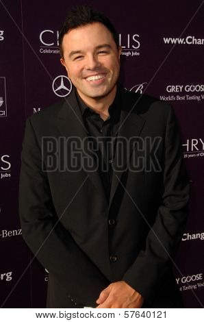 Seth MacFarlane  at the 8th Annual Chrysalis Butterfly Ball, Private Residence, Los Angeles, CA. 06-06-09