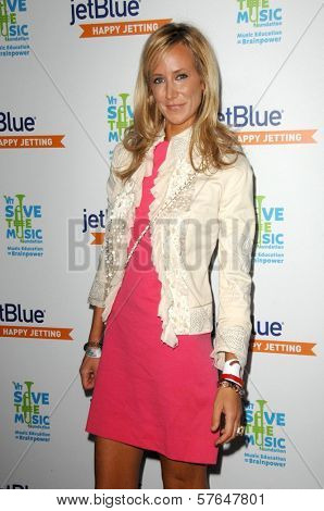 Lady Victoria Hervey at the JetBlue Airways and VH1 Save the Music Party. MyHouse, West Hollywood, CA. 06-17-09