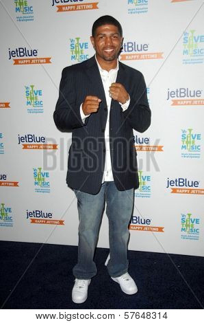 Winky Wright  at the JetBlue Airways and VH1 Save the Music Party. MyHouse, West Hollywood, CA. 06-17-09