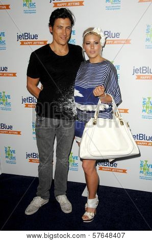 Andrew Keegan  at the JetBlue Airways and VH1 Save the Music Party. MyHouse, West Hollywood, CA. 06-17-09