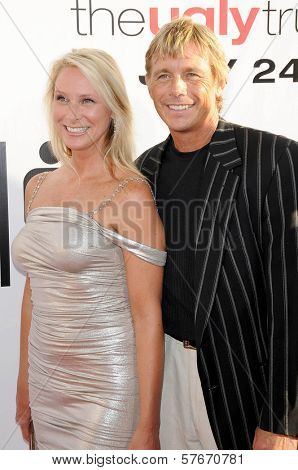 Christopher Atkins  at the Los Angeles Premiere of 'The Ugly Truth'. Cinerama Dome, Hollywood, CA. 07-16-09
