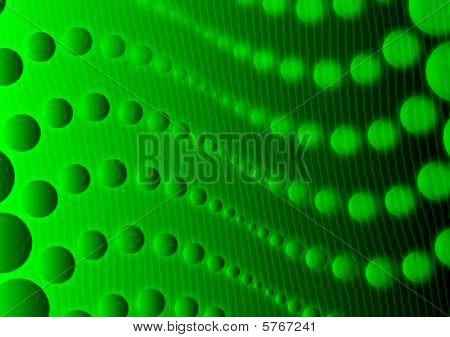 Wave Of Spheres