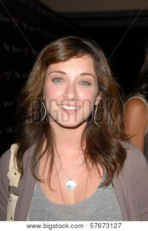 Margo Harshman at the 'Jennifer's Body' Party Hosted by Myspace-IGN. Kin Lounge, San Diego, CA. 07-23-09