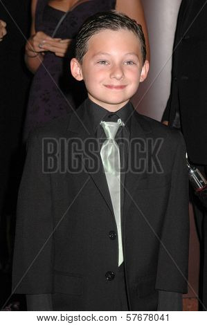 Jared Gilmore at the premiere of 'Mad Men' Season Three. Directors Guild Theatre, West Hollywood, CA. 08-03-09