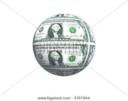 American one dollar bills