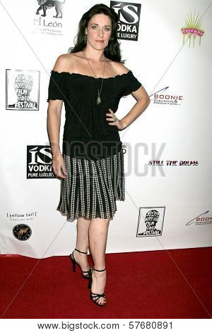 Danielle Petty at the Los Angeles Screening of 'Social Lights'. Regency Fairfax Cinemas, Los Angeles, CA. 08-05-09