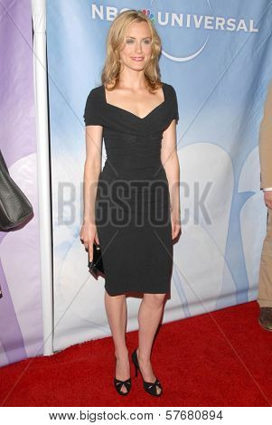 Taylor Schilling at the NBC Universal 2009 All Star Party. Langham Huntington Hotel, Pasadena, CA. 08-05-09
