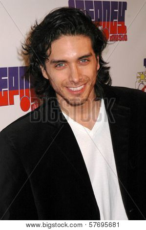 Josh Keaton at the Jeepney Music Launch Party. ECCO, Hollywood, CA. 08-11-09