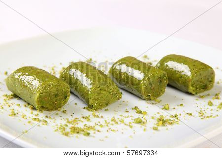 Pistachio Turkish Dessert