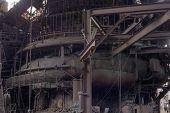 picture of blast-furnace  - Urbex  - JPG
