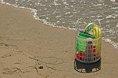 Beach Toys Deserted poster