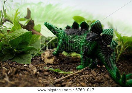 Jungle Dinosaur