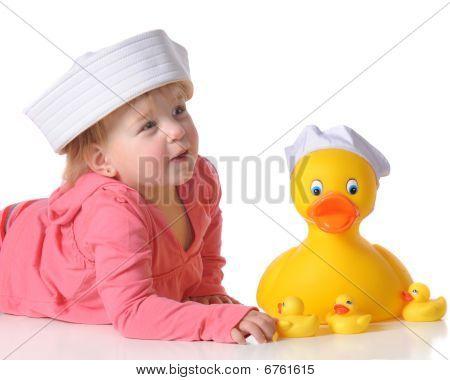 Big Duck, Little Ducks