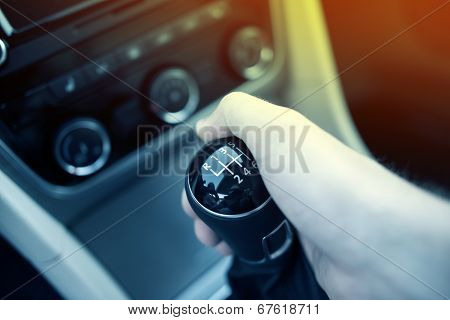 Manual Transmission Drive