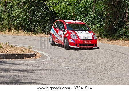 Racing Car Citroen C2 R2 Max
