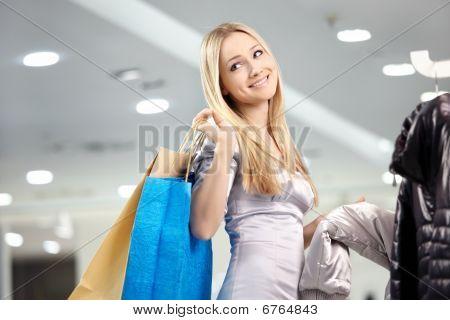 Smile In Shop
