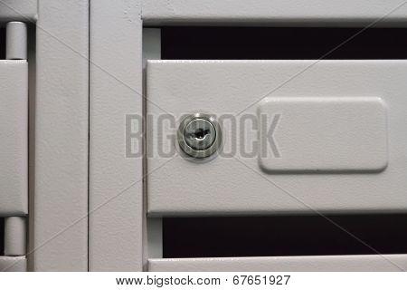 Single Door Of Mailbox